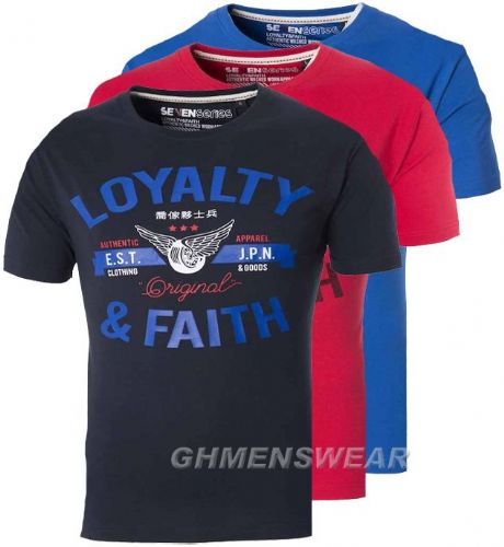 LOYALTY & FAITH JAPAN T SHIRT